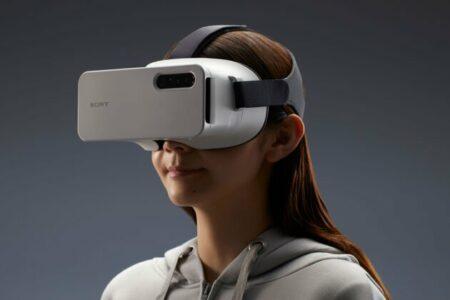 سونی از هدست اکسپریا View VR با قیمت ۲۶۰ دلار رونمایی کرد